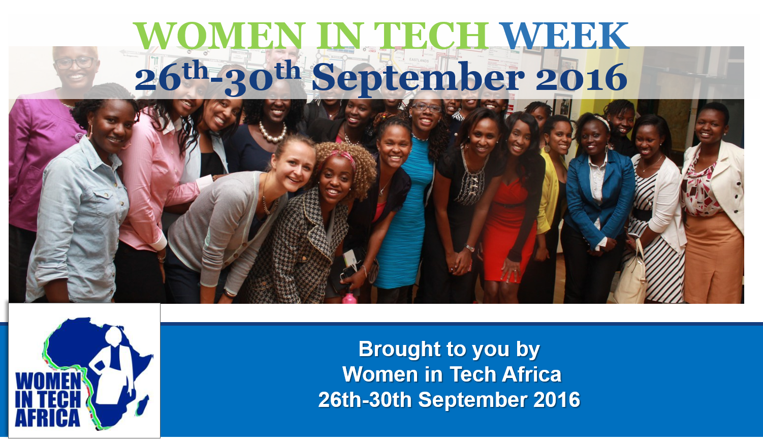 Women in Tech Week